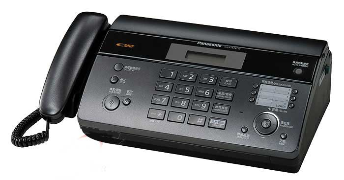 Panasonic-KX-FT987 Fax machine