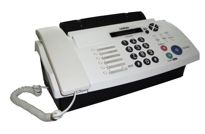 Brother FAX-878 Plain Paper Fax Machine