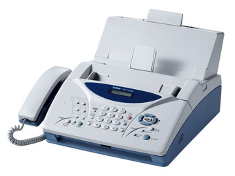 Brother FAX-1020E Plain Paper Fax Machine