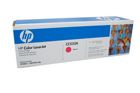 HP COLOR LASERJET CC530A