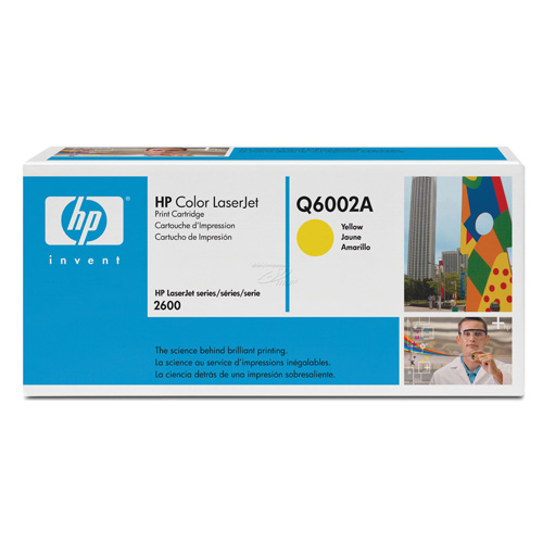 HP COLOR LASERJET Q6002A